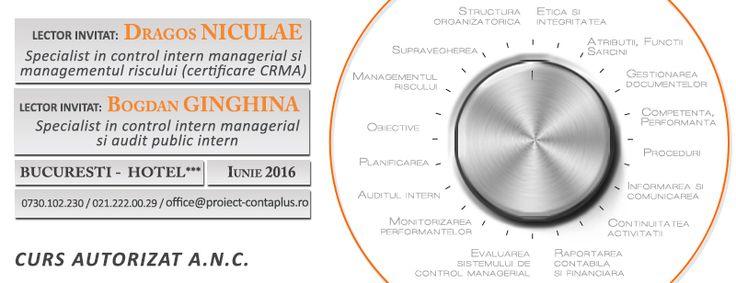 Curs - Audit, Guvernanta Corporativa - Bucuresti