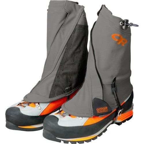 Shoe Gaiters - Outdoor Research Mens Endurance Gaiters Belt *** Be sure to check out this awesome product.