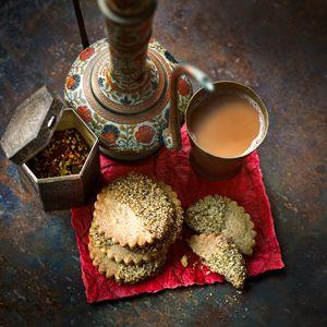 Spiced Chai Shortbread image