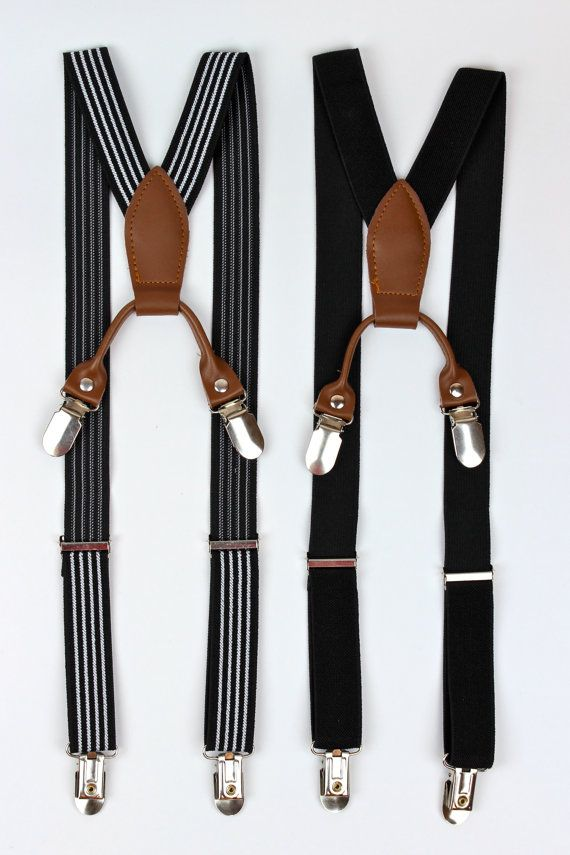 Shop eBay for great deals on Black Suspenders for Boys. You'll find new or used products in Black Suspenders for Boys on eBay. Free shipping on selected items.