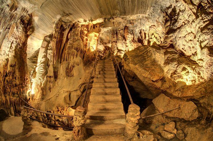 Bristol Caverns Tennessee