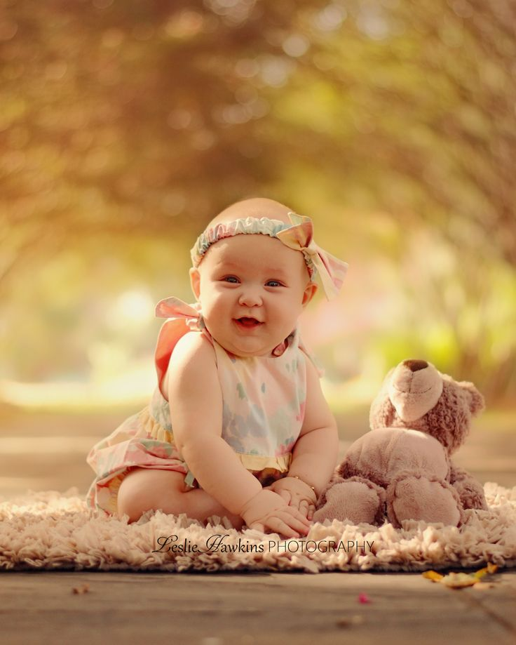 Infant Photography, Outdoor Photography, Milestone Photography, Leslie Hawkins Photography