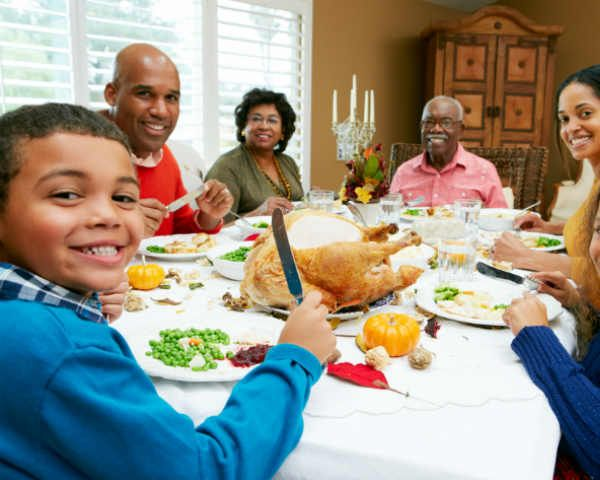 Serving Thanksgiving: Buffet vs. Family Style