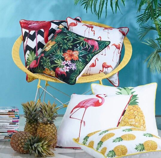 Spotlight cushions