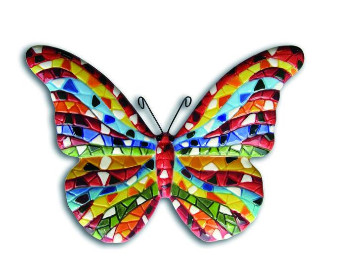 Butterflie in Trencadis