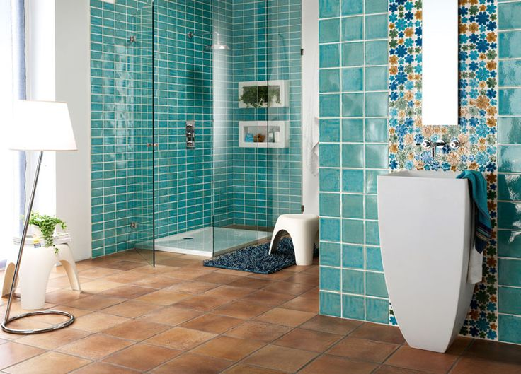 Eurotiles - Terfuà. Great creativity and liveliness conferring a reassuring, ancient warmth to very contemporary spaces. For a typically Italian tradition dressing any setting with great harmony.