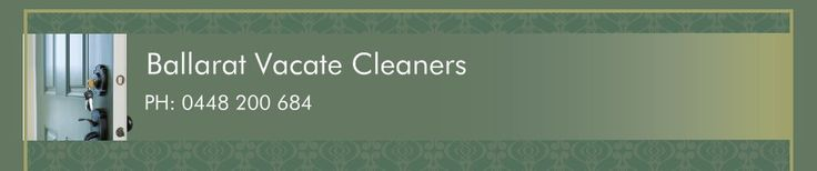 Ballarat Vacate Cleaners is a carpet steam cleaning specialist based in Ballarat. Ballarat Vacate Cleaners is constituted by one of the best house cleaners in Ballarat, offering remitting assistance regarding carpet steam cleaning across the city and its suburbs. Address-69 Haddon School Road Haddon Victoria 3351 Phone No- 0448 200 684