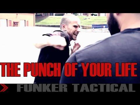 Strike First | 7 Keys To Surviving Imminent Violence | Krav Maga - YouTube