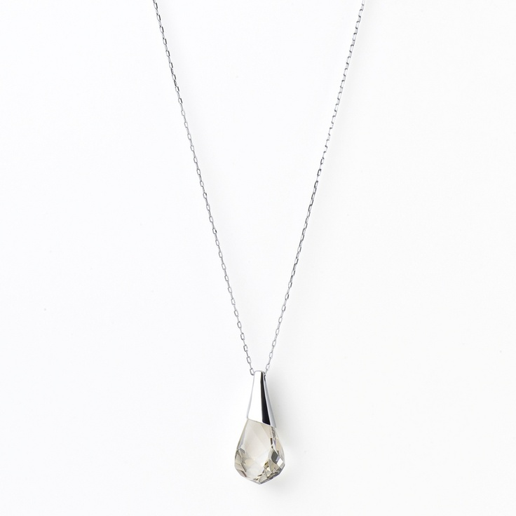 Collier SOLITAIRE | Bijoux Caroline Néron: Cravings Beautiful, Bijoux Caroline, Pretty Things, Things Accessories, Bizou Bijoux, Caroline Néron, Collier Solitaire