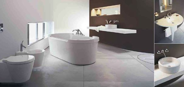 A Philippe Starck Bathroom To Increase Bathroom Ideas