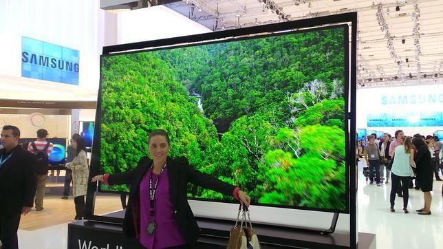 Samsung presenta un televisor 4K de 110 pulgadas #IFA2013: Pulgada Ifa2013