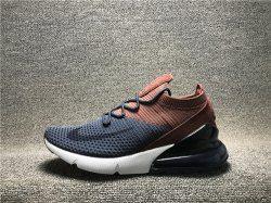 quality design ba978 8f805 Top Quality Nike Air Max 270 Retro Grey Black-White Men s Skateboarding  shoes Casual