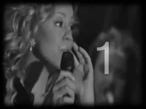 Mariah Carey 55 notes in whistle register during 17 secs of song