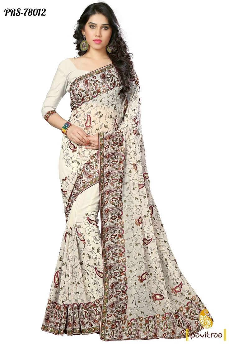 Latest Kashmiri Sarees Online Shopping India - Sarees, Salwar Suits Online Shopping Store