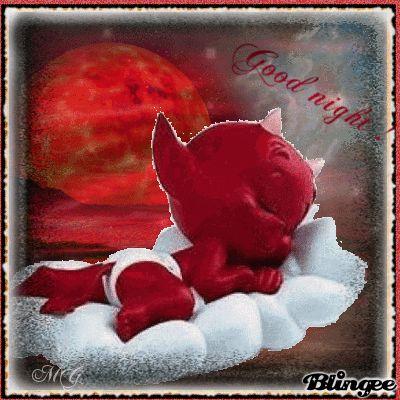Gute Nacht liebe Freunde ... | Guten Morgen/ Guten Abend ...