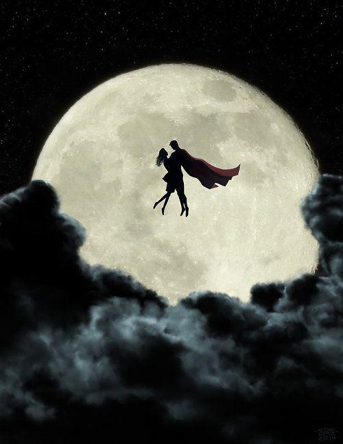 Superman & Lois Lane - Dancing Couple Created by Eduardo Dominguez S.