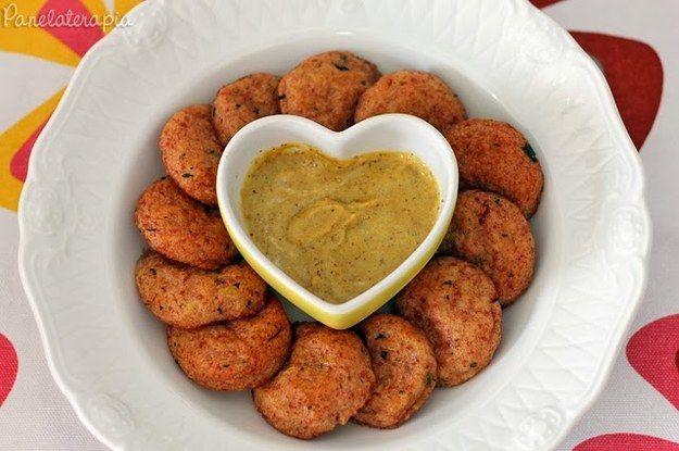Bolinho assado de batata com linguiça. | 20 receitas que não deixam dúvidas de que a batata é a melhor comida