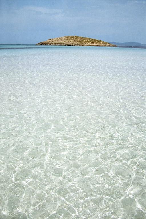 Aiguas Blancas, Illetes, Ibiza