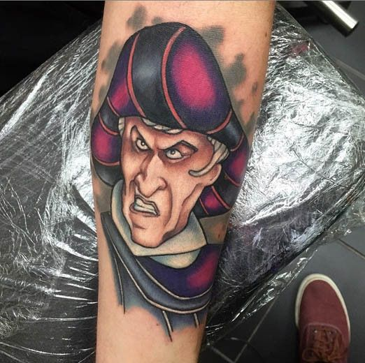 1008 best tattoos pop culture 1 images on pinterest for Notre dame tattoos