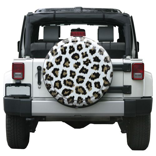 Boomerang Store - ColorTek Rigid Tire Cover - Leopard, $199.95 (http://www.boomco.com/shop-by-accessory/spare-tire-covers/colortek-rigid-tire-cover-LEO1/)