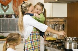 Healthy Eating on a Busy Mom Schedule