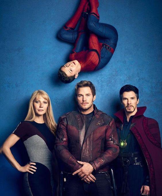 The Marvel Avengers #Marvel #cosplayclass