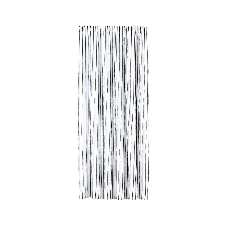 Best 25 Blue Striped Curtains Ideas On Pinterest