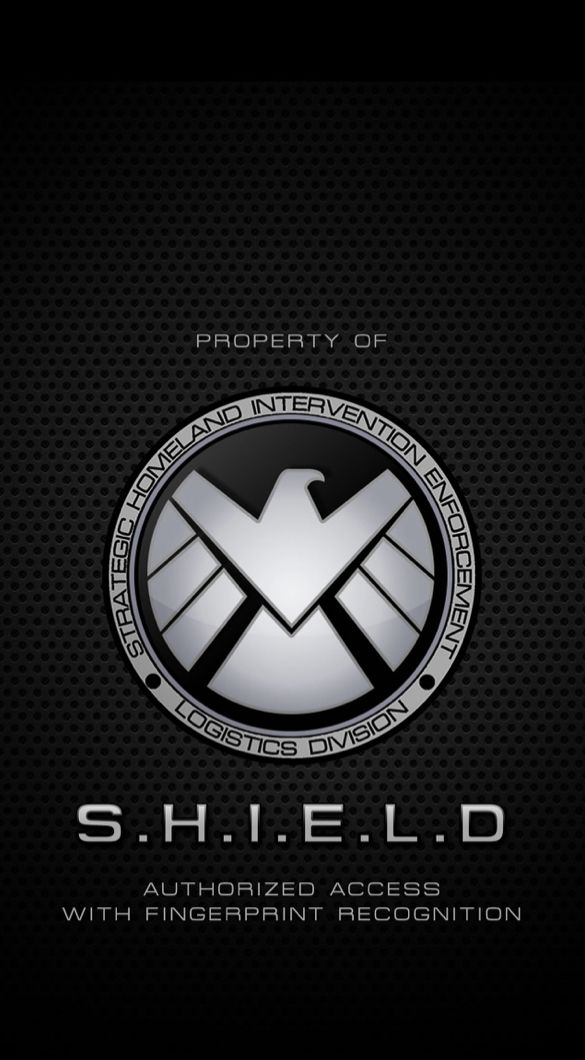 Agents Of Shield Lock Screen Marvel S H I E L D Marvel Phone Wallpaper Marvel Shield Avengers Wallpaper
