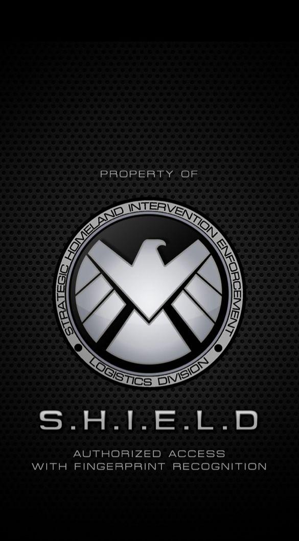 Agents Of Shield Lock Screen Marvel S H I E L D Marvel Phone Wallpaper Iphone 6 Plus Backgrounds Avengers Wallpaper