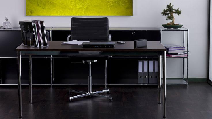 25 b sta sideboard schwarz id erna p pinterest for Schreibtischplatte schwarz