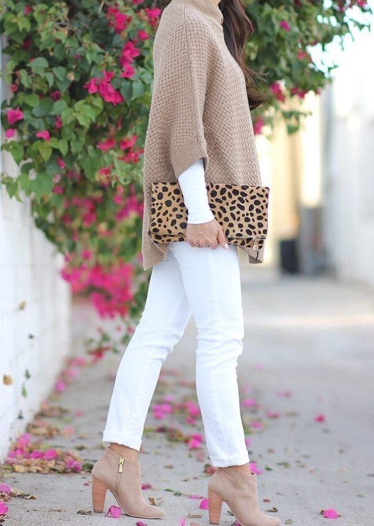 55 Casual Herbst Outfit Ideen für Frauen