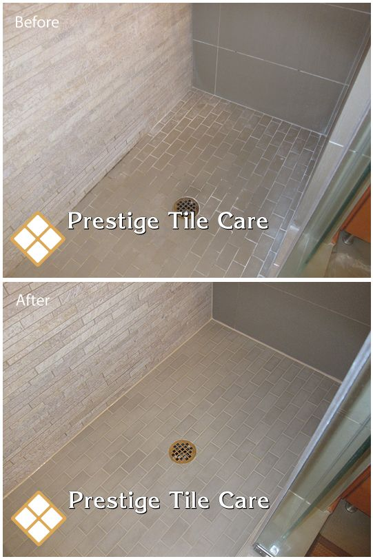 Cleaning And Colorsealing Mosaic Tile Grout