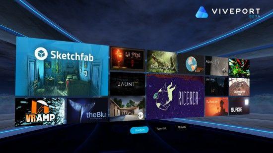 HTC launches Viveport virtual reality (VR) app store #Drones #Gadgets #Gizmos #PowerBanks #Smartpens #Smartwatches #VR #Wearables @GadgetsEden  #GadgetsEden