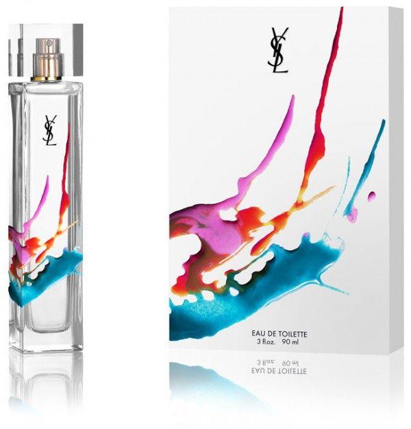 YSL perfum colour splash