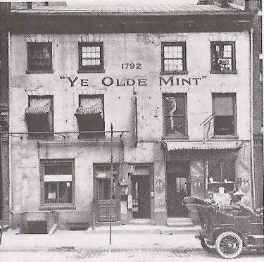 April 2, 1792 - US Congress creates the first United States mint
