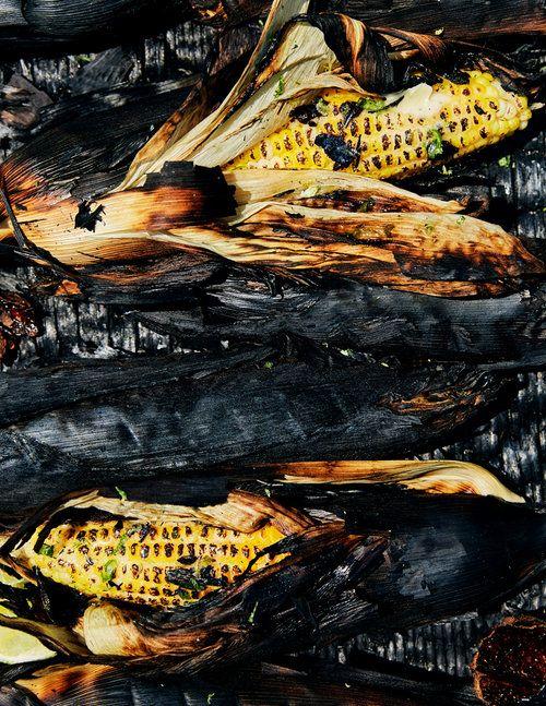 Charred Corn - SUECH AND BECK - TORONTO FOOD PHOTOGRAPHERS