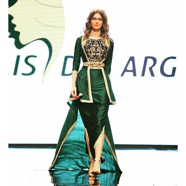 Karako/algerian dress