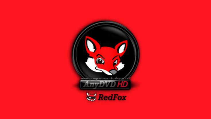 AnyDVD HD (RedFox) es un programa listo para descargar, que funciona bajo Windows full español, que permite la descodificación de DVDs, así como la eliminac
