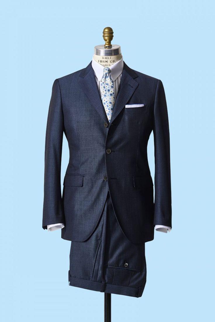 Styles – パーソナルオーダースーツ・シャツの麻布テーラー|azabu tailor