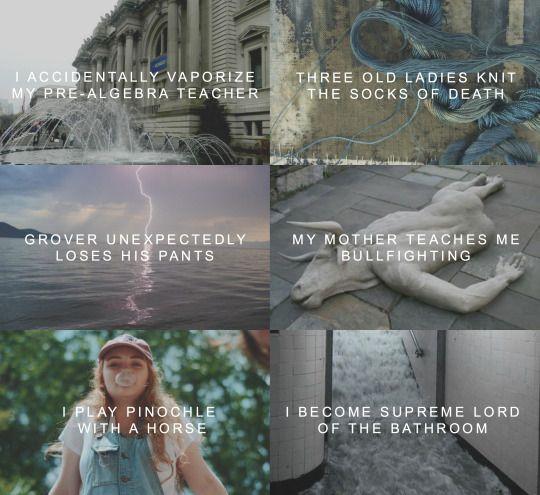 percy jackson character aesthetic | ... sur Pinterest | Percy Jackson, Mer De Monstres et Annabeth Chase