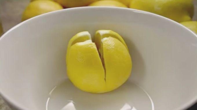 Sitronen, det gule vidunderet, slår til igjen! Den er akkurat det du trenger nå som høsten er her!