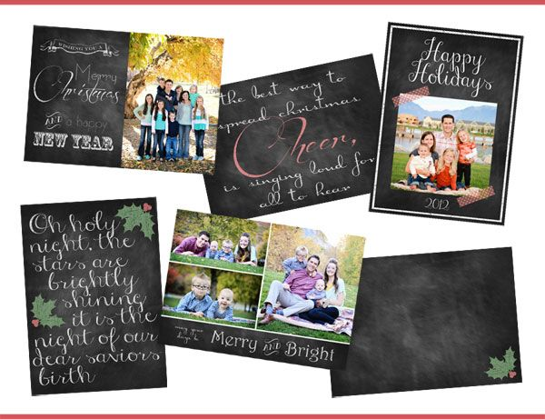 15 best Xmas \ Other Holidays Card Templates images on Pinterest - free xmas card template