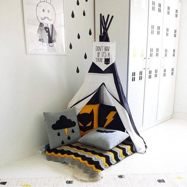 mommo design: KIDS READING CORNERS: