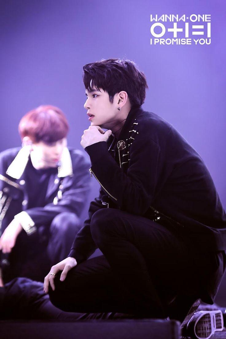"Wanna-One - Ong Seongwoo - ""0+1=1 (I PROMISE YOU)"" - ""Boomerang"""