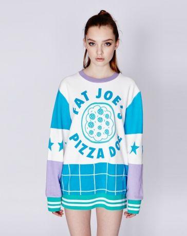 Lazy Oaf Fat Joes Sweatshirt