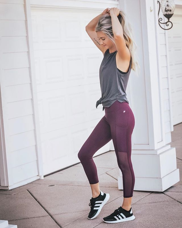 70bc42250b9 Athletic wear is my daily go-to! It s like... Did I just workout  Did I  just wake up  Let s pretend it s the first one because gravy and pumpkin  pie are ...