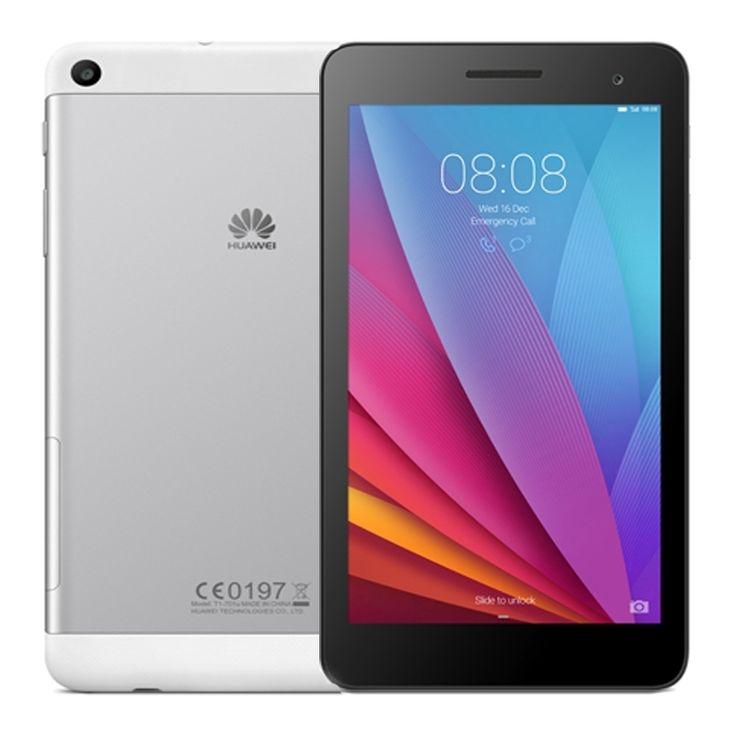 Original Huawei MediaPad T1 / T1-701u 7.0 inch 3G Phone Call Tablets PC Android 4.4 Spreadtrum SC7731G Quad-core 1GB 16GB GPS