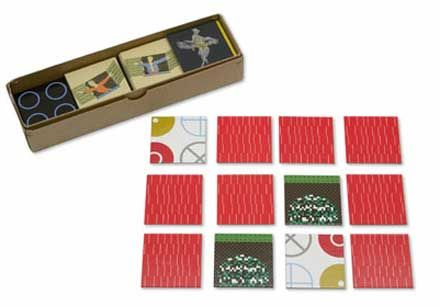 クリエイティブな神経衰弱ゲーム「マハラム記憶ゲーム」: DesignWorks Archive