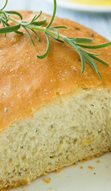 Rosemary Bread (Macaroni Grill Copycat
