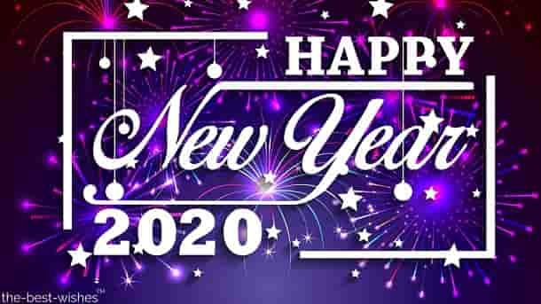 New Years Wishes 2020 Happy New Year 2020 Wishes Quotes Messages [ Best Images ] | Happy